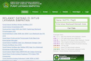 Cara Registrasi GTK Baru Level 2 (VerVal GTK Lv.2) di SIMPATIKA