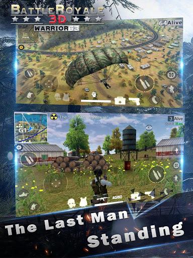 تحميل لعبة Battle Royale 3D مهكرة للاندرويد اخر اصدار