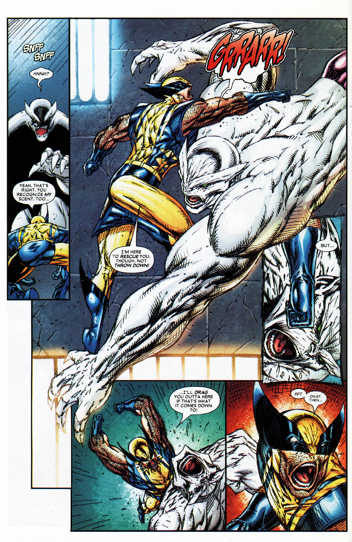 Read online X-Force (2004) comic -  Issue #4 - 11