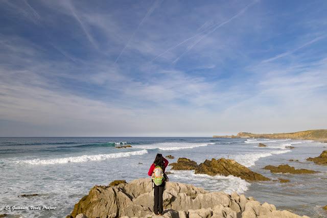 Playa de Canallave en las Dunas de Liencres, Cantabria por El Guisante Verde Project