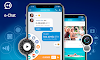 e-Chat - Aplikasi Perpesanan Multi-Fungsi Pertama yang Terdesentralisasi