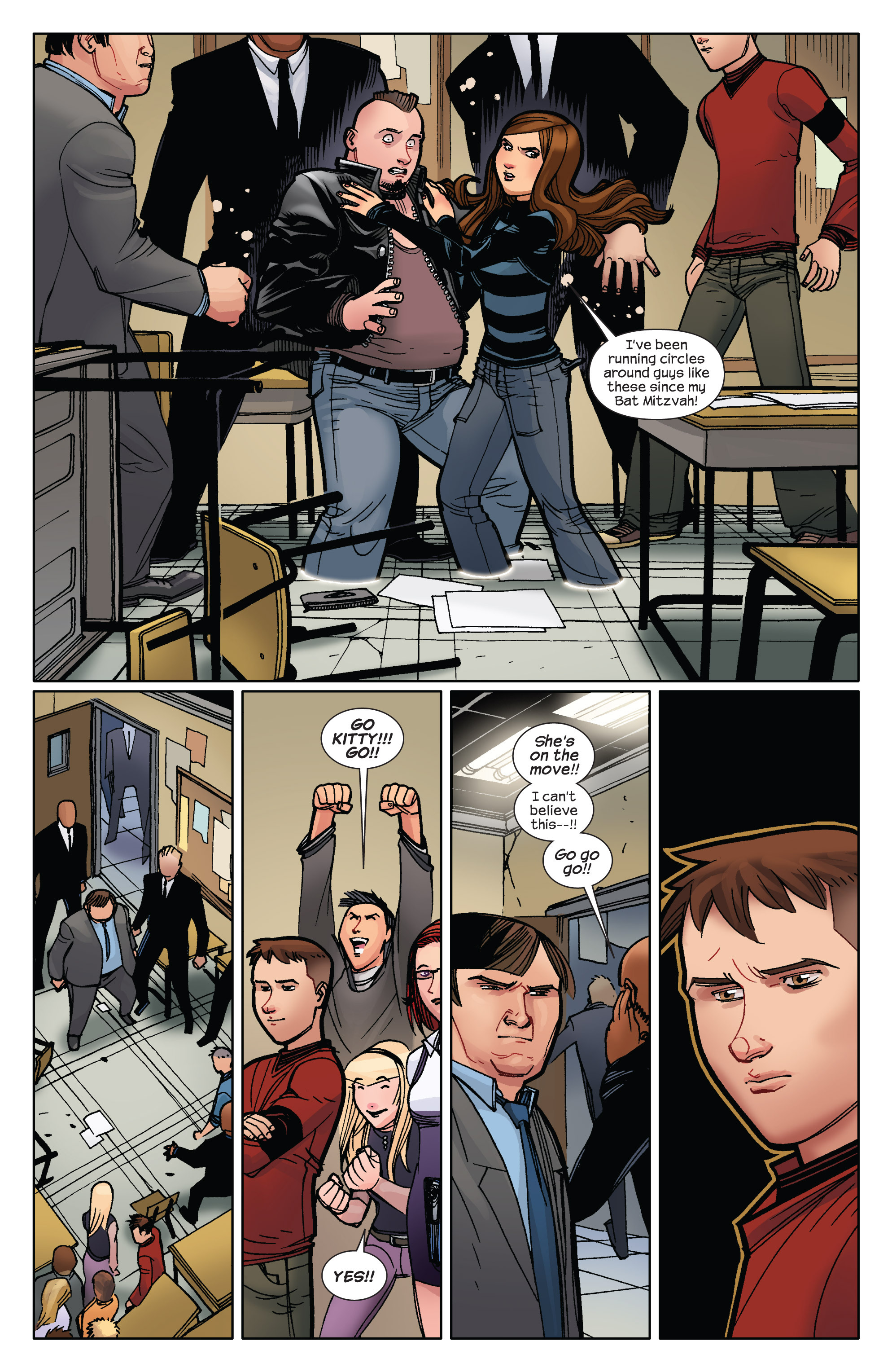 Read online Ultimate Spider-Man (2009) comic -  Issue #10 - 5