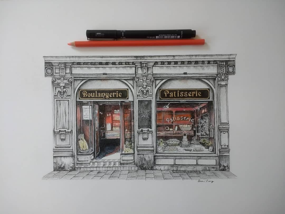 11-Patisserie-Demi-Lang-Architectural-Drawings-of-Interesting-Buildings-www-designstack-co