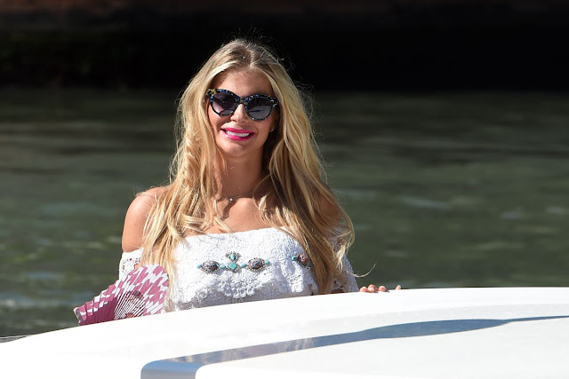 Photos of Francesca Cipriani Out In Venice