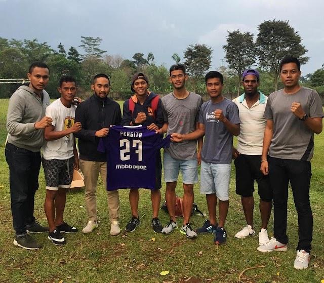 Hadapi Liga Konfederasi Sepakbola Asia, Persita Tangerang Rekrut Pemain Baru