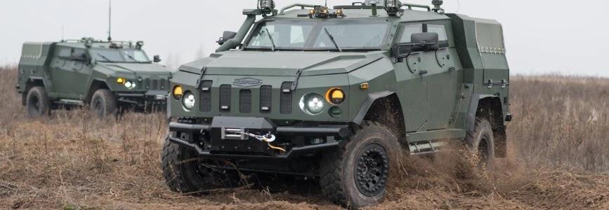 Українська бронетехніка перевиконала держзамовлення