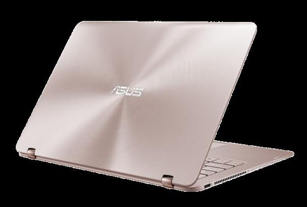 Bodi belakang ZenBook Flip UX360UA