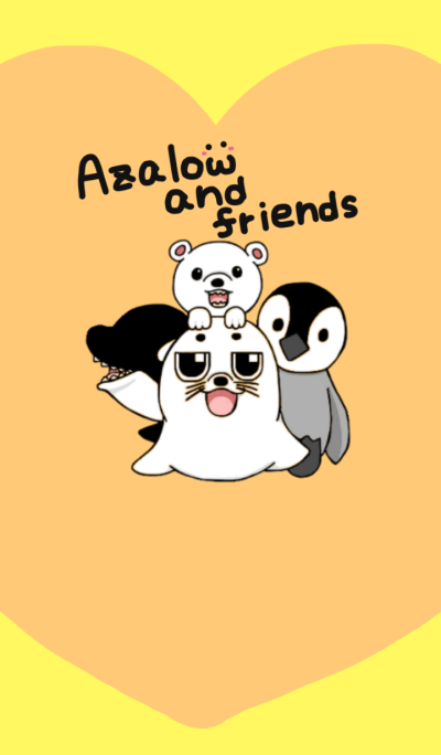 Azalow and friends