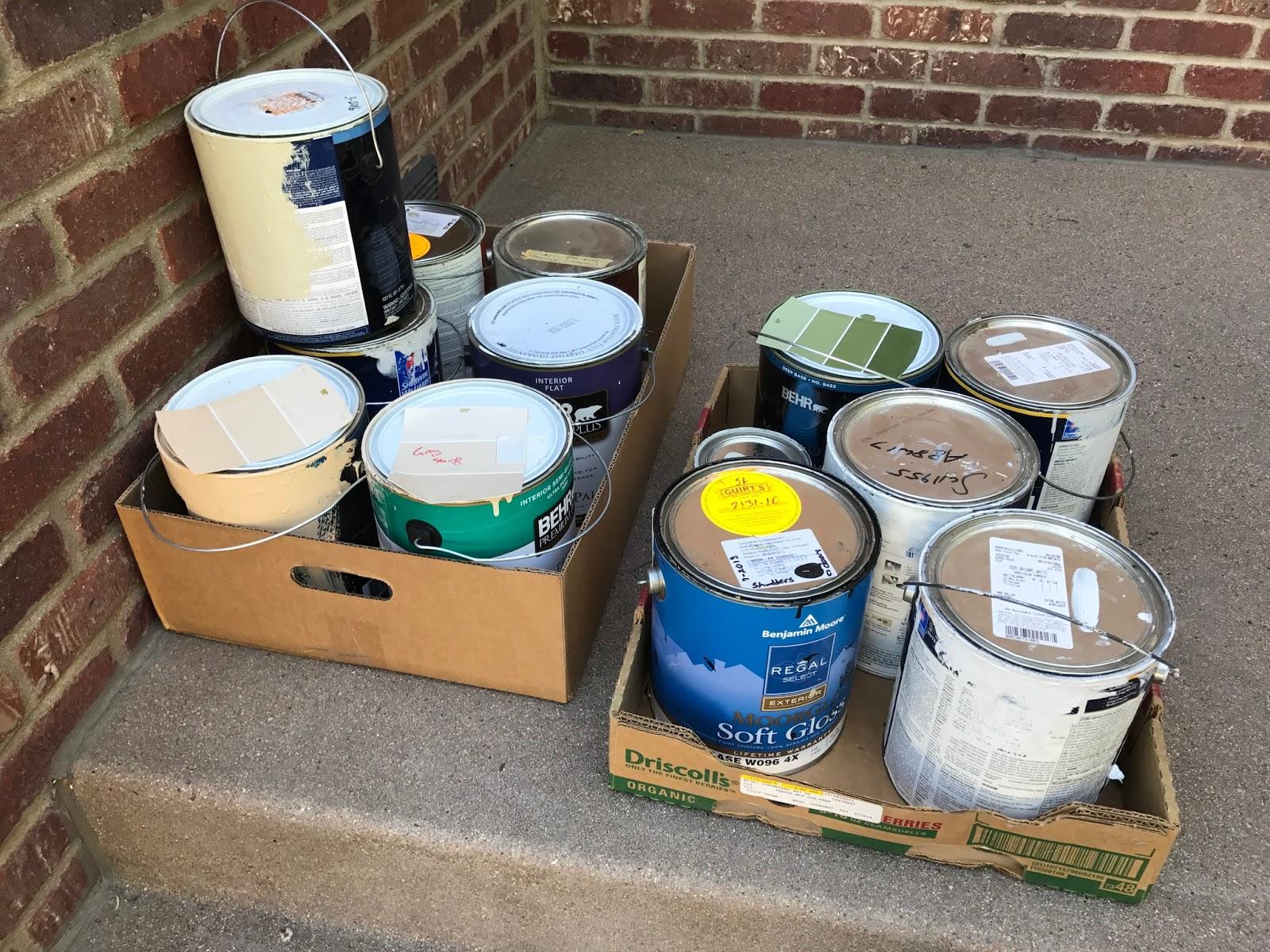 colorado garden punch list the waste is gone. Black Bedroom Furniture Sets. Home Design Ideas