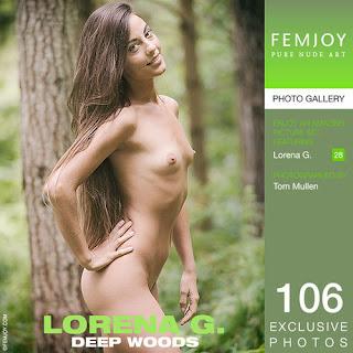 Lorena G Deep Woods