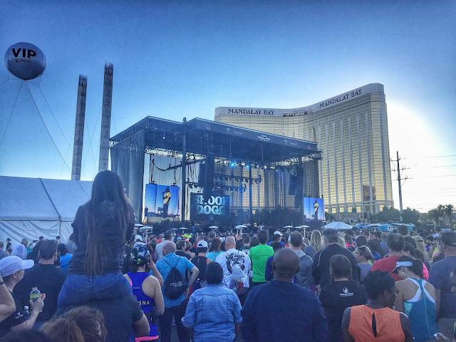 Rock'n'Roll Las Vegas Half Marathon Snoop Dogg