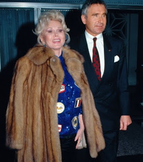 Image: Will Zsa Zsa Gabor Welcome Baby No. 2 At 94