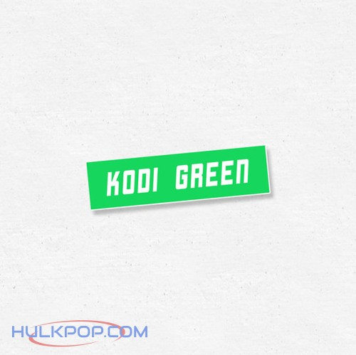 kodi green – I M a G E – EP (ITUNES MATCH AAC M4A)