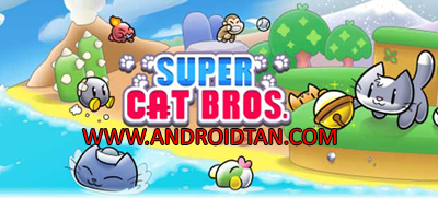Download Super Cat Bros Mod Apk v1.0.12 (Unlocked) Terbaru 2017