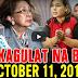 Nakakagulat Na Balita Ngayon October 11, 2017 - Sara Duterte | De Lima | Pres. Duterte