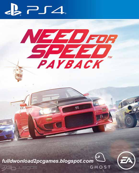 Need For Speed Payback Torrent PC Game Download Full