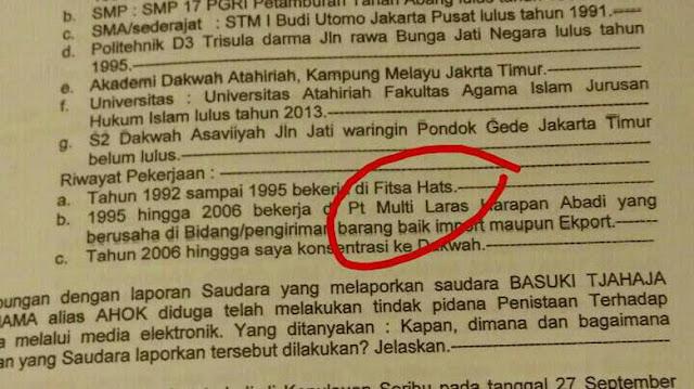 """Habib Novel FPI Tulis """"Pizza Hut"""" dengan """"Fitsa Hats"""", Netizen: ini Meme Terlucu Pembuka Tahun 2017"""