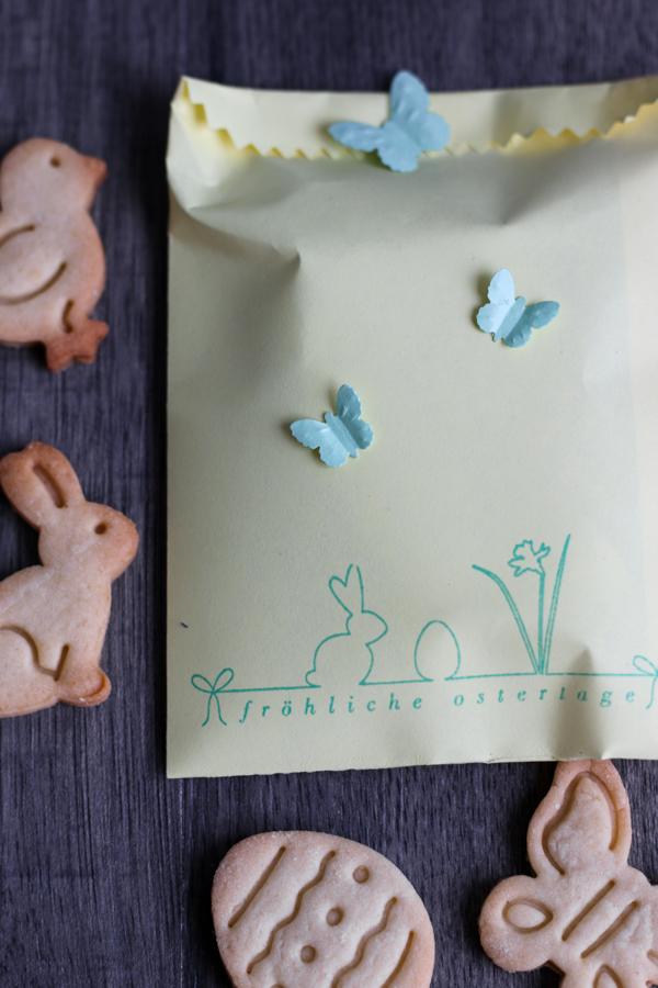 Ostern, Osterplätzchen, Fleurcoquet
