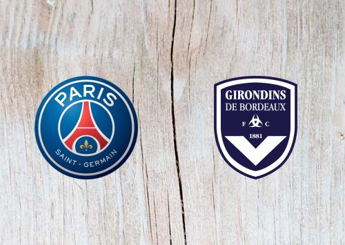Paris Saint-Germain vs Bordeaux Full Match & Highlights 9 February 2019