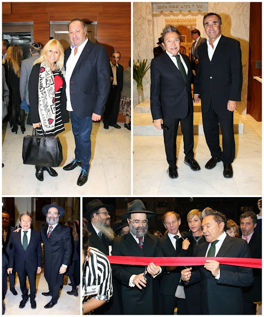 La Comunidad Judía inauguró su nuevo edificio