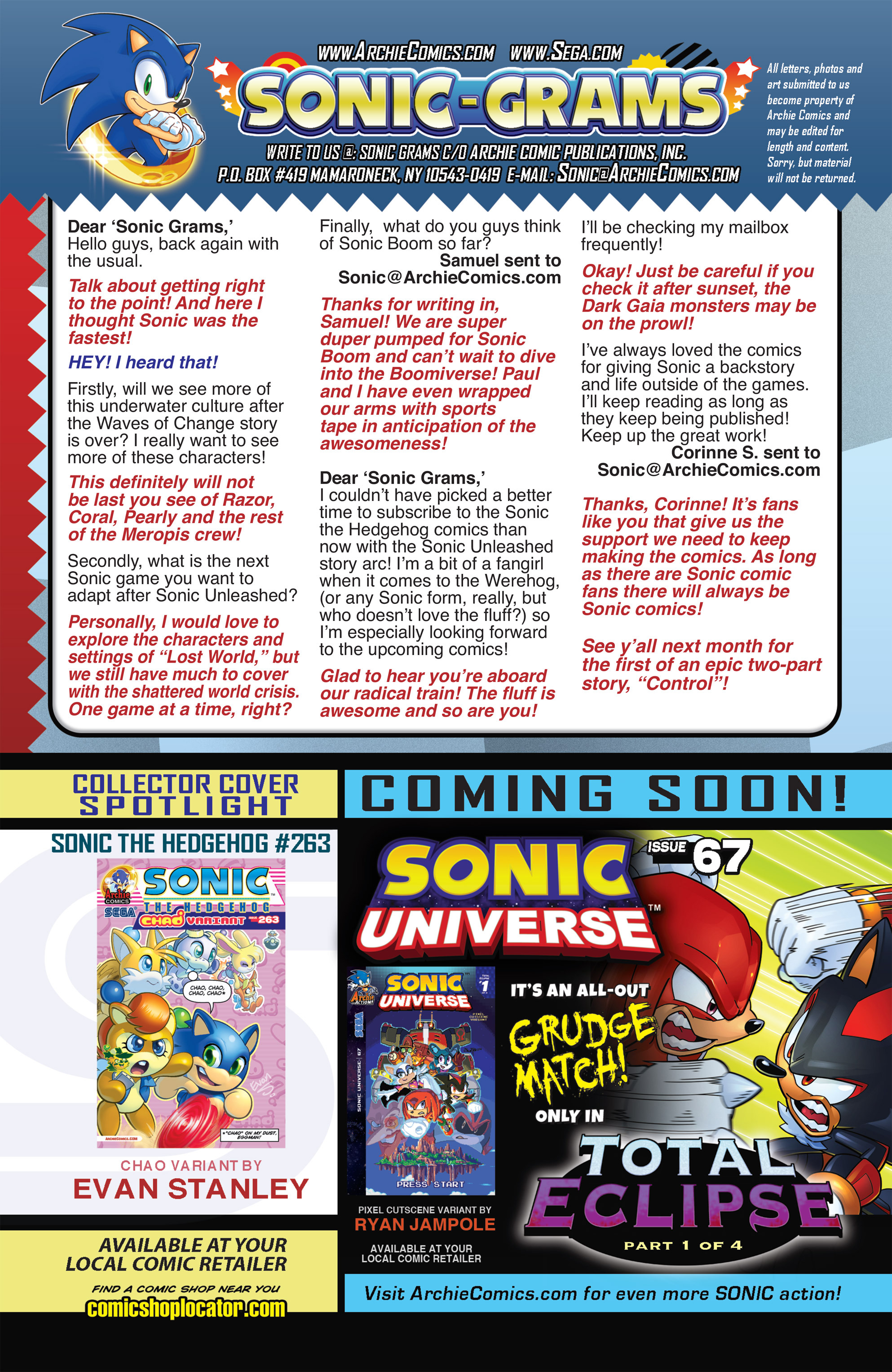 Read online Sonic The Hedgehog comic -  Issue #263 - 24