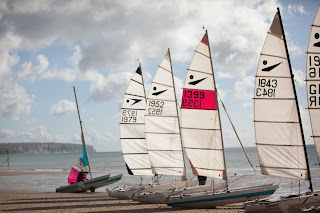 Shanklin Sailing Club  - Catamarans Ready