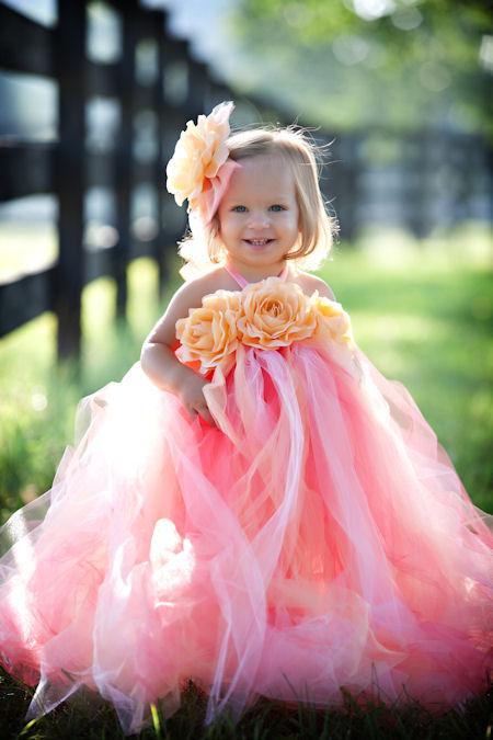 e6d0714f656 shoes  Princess Silk Dahliain Yellow Pink Crochet Baby Dress