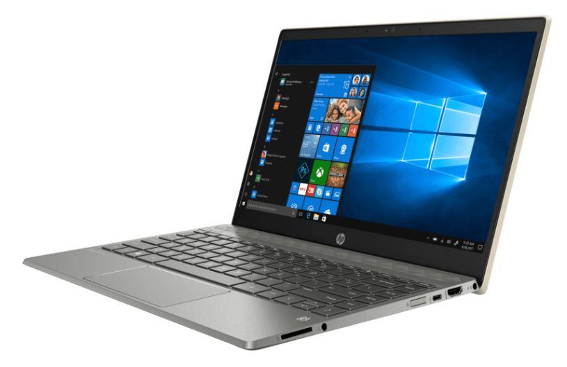 Spesifikasi Harga Laptop HP Pavilion 13-AN0012TU Terbaru 2019