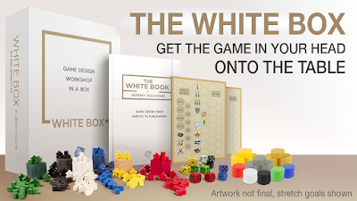 The White Box components image