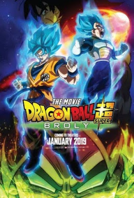 Dragon Ball Super: Broly Subtitle Indonesia