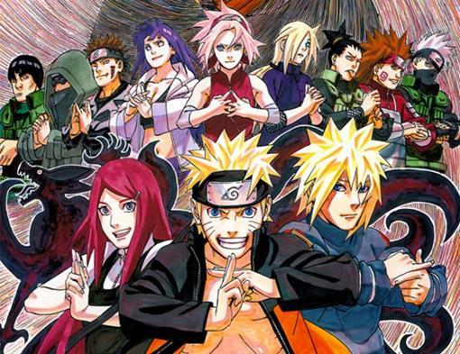 12 Rekomendasi Anime Mirip Naruto Wajib Ditonton