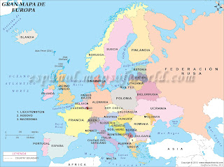 Nautakids CAPITALES Y PAISES DE EUROPA