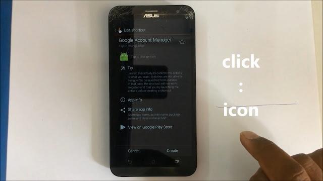 Tutorial Bypass FRP Lock Asus Zenfone GO X014D dengan Mudah - 7