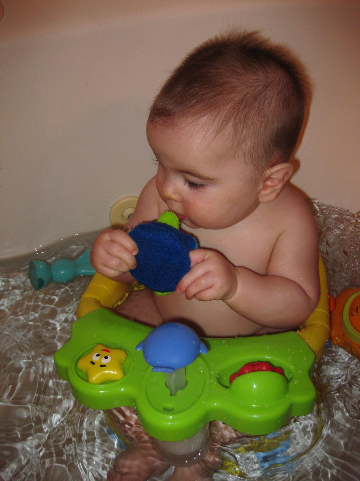 Baby Bath Tub Ring Seat