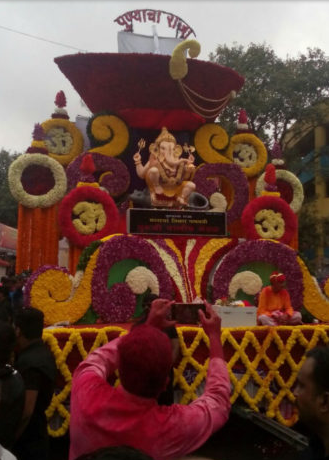 Guruji Talim Mandal Visarjan 2016