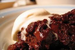 QUICK MICROWAVE PUDDING CAKES RECIPE