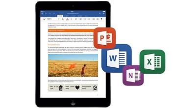 Rilis Maret, Microsoft Office Didownload 27 Juta Kali di iPad!