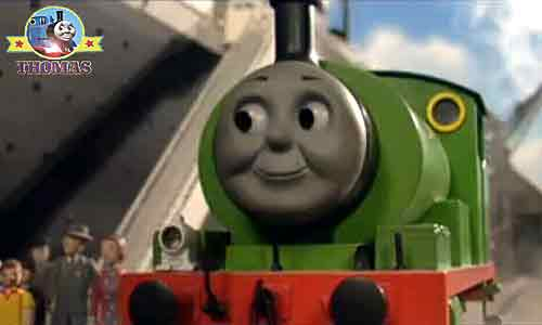 Percy And The Oil Painting Picture Thomas The Train And