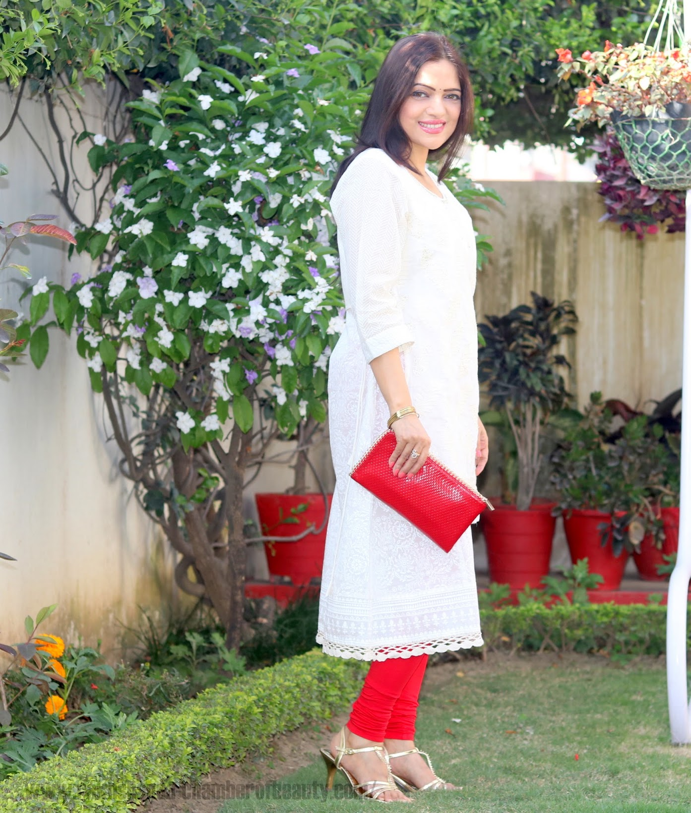 Spring/summer outfit ideas, Ethnic outfit for spring/summer, Max fashion kurti, Indian fashion blogger