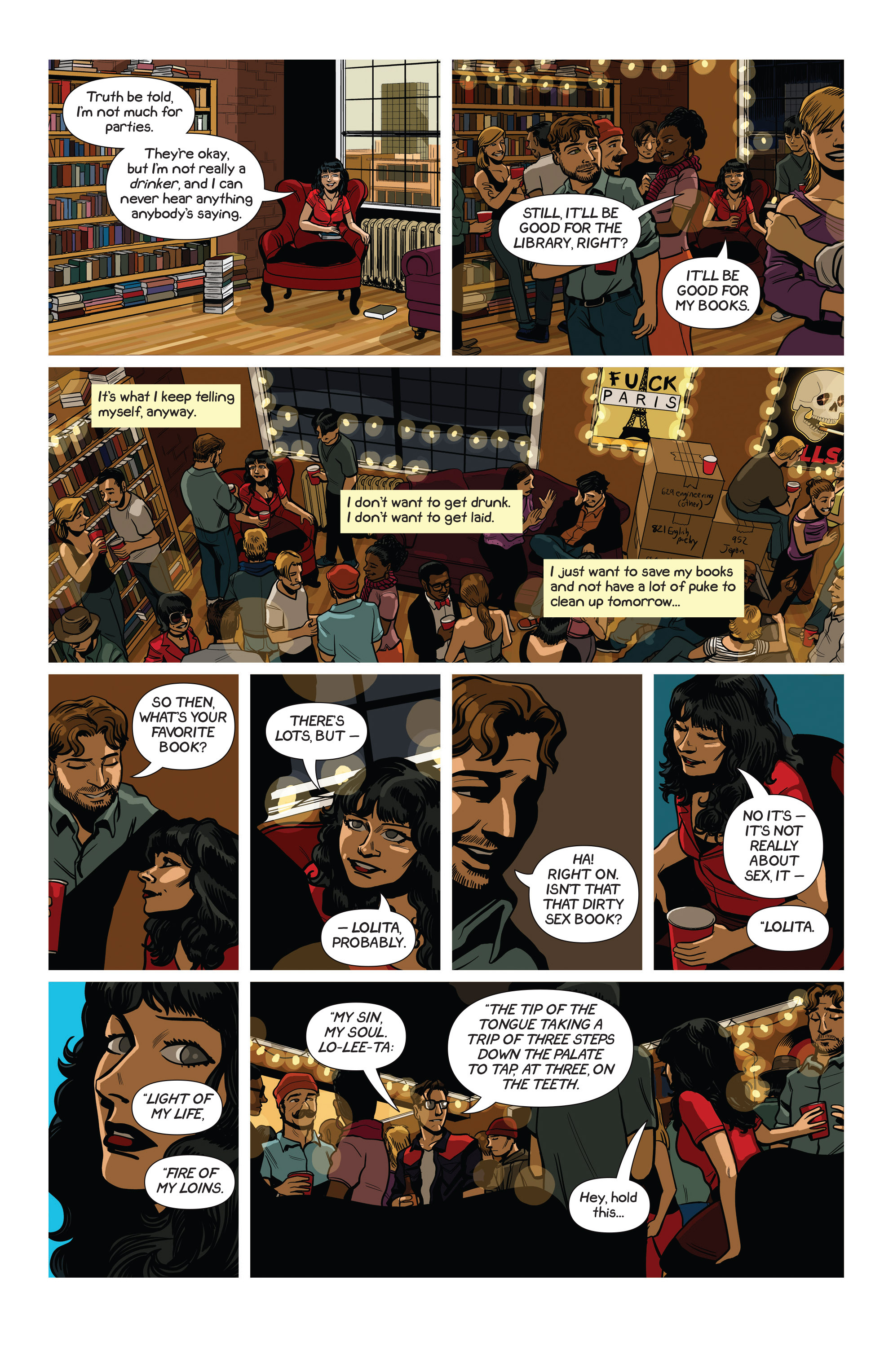 Read online Sex Criminals comic -  Issue # _TPB 1 - 31