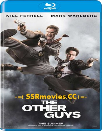 The Other Guys (2010) Dual Audio Hindi Dubbed 720p HD Download