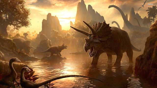 Percayalah! ini dia 10 Fakta Tentang Dinosaurus