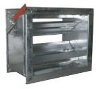 TPP chuyên cung cấp các mẫu van chỉnh gió-Van gió vuông tay gạt