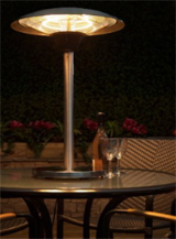 Electric Halogen Table Top Patio Heater, Gas Patio Heaters, Outdoor Electric Heaters, Outdoor Furniture, Outdoor Gas Heaters, Outdoor Patio Heaters, Outdoor Radiant Heaters, Patio Heaters, Patio Heating,