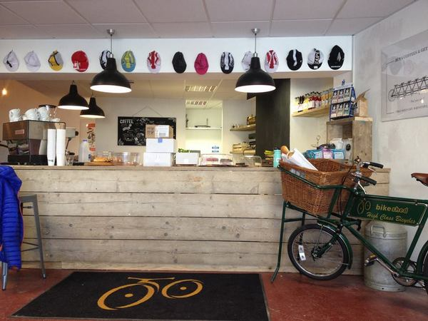 The Bike Shed Cafe, Barnstaple