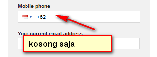 cara membuat email gmail gambar 9