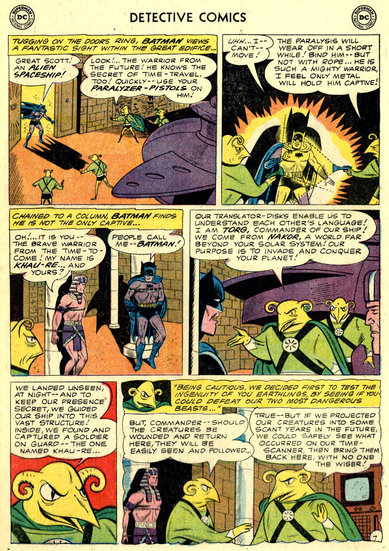 Detective Comics (1937) 295 Page 8