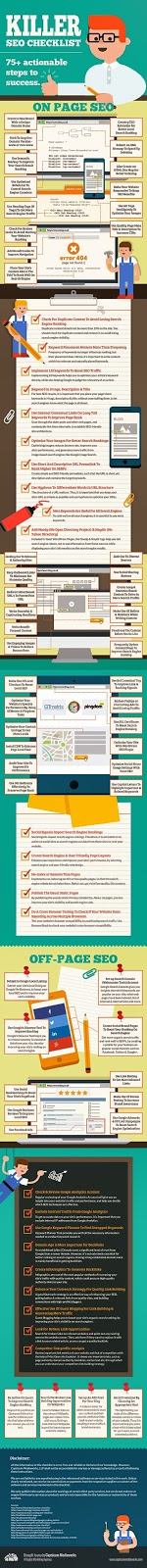 Infographics About Search Engine Optimization