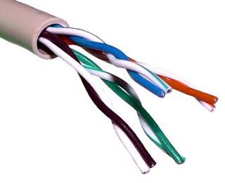 fungsi setiap warna di dalam kabel utp