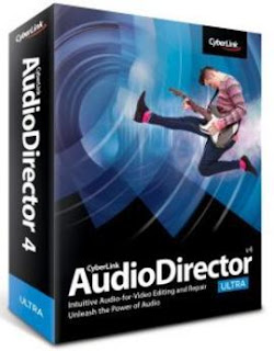 CYBERLINK AUDIODIRECTOR ULTRA 7.0 + ATIVADOR